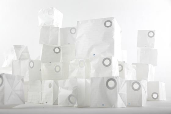 Cube letter set big a